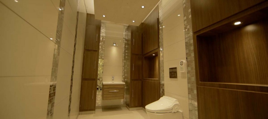 Care Home In Trafford Installs State Of The Art Toileting Room