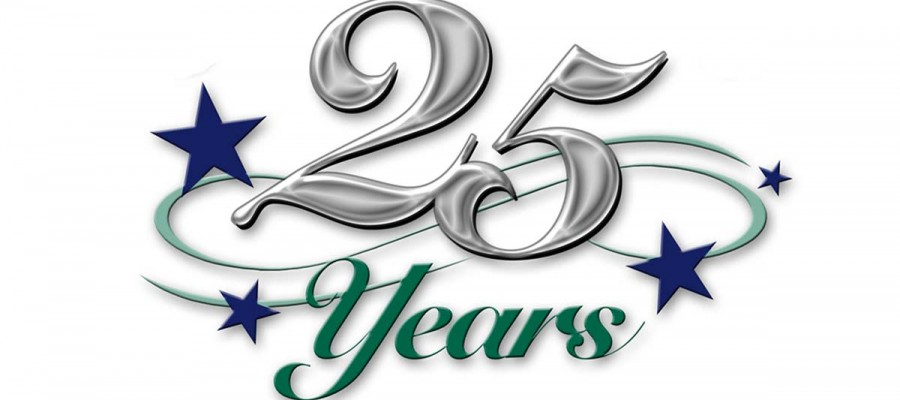 Our 25th Anniversary