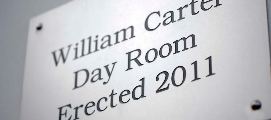 William Carter Day Room